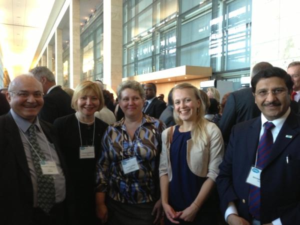Участие Палаты Профессиональных Бухгалтеров РК в Работе Международной Федерации Бухгалтеров (IFAC)